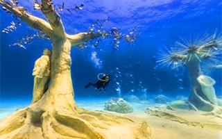Подводный морской музей в Айя-Напе